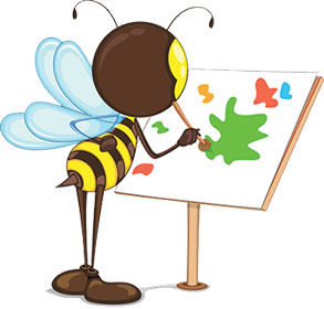 bee-painter280